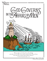 BOOK 1 ~ GOD GOVERNS IN THE AFFAIRS OF MEN w/audiobook CD