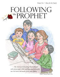 FOLLOWING THE PROPHET - MUSIC BOOK