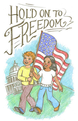 HOLD ON TO FREEDOM ~ PAMPHLET