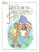 Hold On To Freedom ~ Book - AFF52340