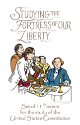 Studying the Fortress of Our Liberty ~ Posters